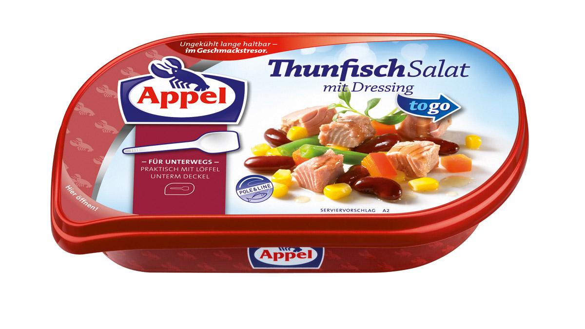 Appel Thunfischsalat